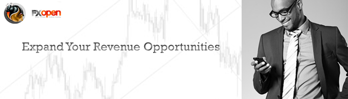 Forex Trading with FXOpen - Expand Your Revenue Opportunities